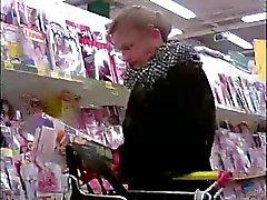 Вспышка Сперма по супермаркет 8