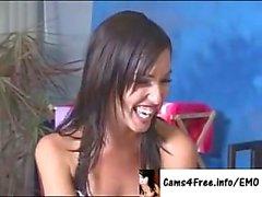 Adolescente de EMO Hot de arena No Te Paseos en Verga bruto