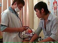 Dildo del asno Checkup