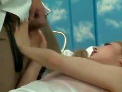 Japanische Massage versteckt Teil1
