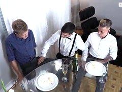 Dänischer Junge - Chris Jansen in Europa - Homosexuell Sex Porn 13