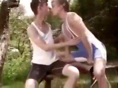 Датский геи (Крис Янсен - CJ) Гейс Манхуб 31