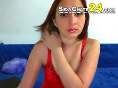 médico de atractiva webcam chat a Rita cim threeosme masturbación sex-toy rebotes el ordeño