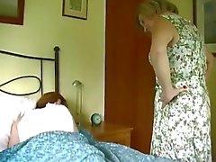 Schlafzimmer Prügeln