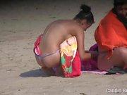Wet Pussy Horny Nudist Mature Ladies beach Voyeur SPyVideo