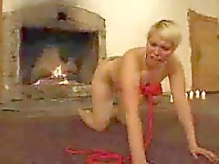 German blonde slave part 3