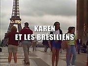 Karen Lancaume - Inculata a la BRESILIENNE