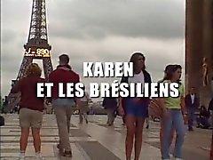 Karen Lancaume - anal a la bresilienne