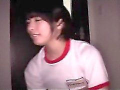 Perky Japanese Teen