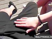 RealityKings - Street BlowJobs - Bruce Venture Kobi Brian -