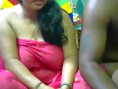 desi indian busty wife fucked her husband on cam