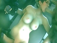 HMV [Kakahmv] Kunoichi Zufrieden