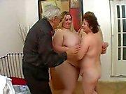 Three big big ladies