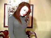 Veronica Saint does pantyhose PJM