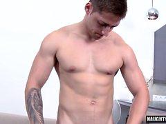 Tattoo daddy casting and cumshot