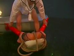 Mijando na enfermeira primeira parte
