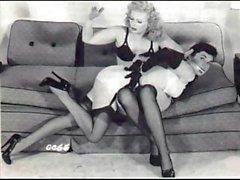 1940 50-е 60 Ю и Мин И ночлег & Д Бэтти Page картинный коллаж