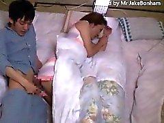 Japanisch Mutter und ihre Junge ( MrBonham )