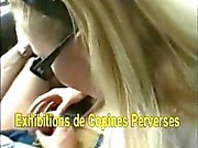 Exhibitions de copines perverses !