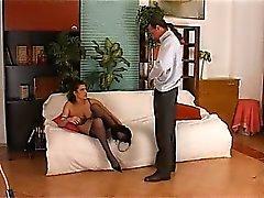 Sıska ile Fisting ve derin popo sex