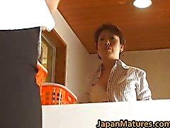 Hitomi Kurosaki Lovely mature
