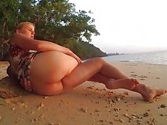 rough beach sex true fuck & sand UnEdit UnCut horny naughty amateur couple