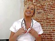 Голодные Медсестра