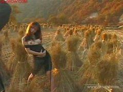 Amateur coréenne Chick dur Homemade - clip29