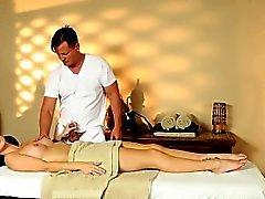 Hemlig onani och knulla i special svår spa
