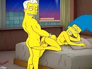 Cartoon Porn Simpsons Porn Mama Magda haben