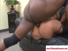 Amy Brooke assfucked with black cock