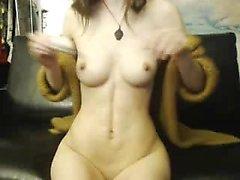 Busty Girls masturbieren auf WebCam