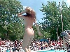 erotischen nackt und geilen tanzende Mädchen