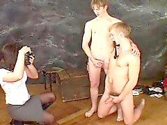 Fagot photo session