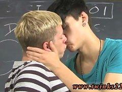 Porno homo- Sex Movie Kayden Daniels sekä Jae Landen on rasvan