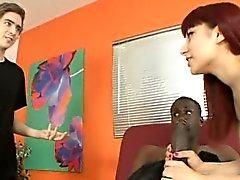 Del jenna consigue marido un empleo en su estudio del masaje , e