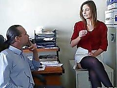 Fumando quente Shyla Ryder anal fodido
