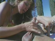 Teen sluts fucked by older men outdoors!