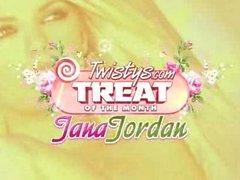 Jana Jordania follando