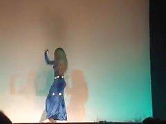 danzare di velluto