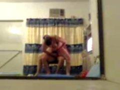Jordan Haus Spionage mit meiner Mutter 43