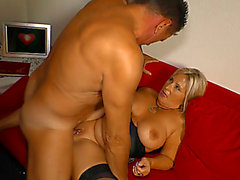 Euro Swingers kiki hardcore sex with german dude
