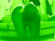 Muremure черное ногах школы девочек