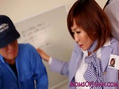 Asian milfs pussy toyed