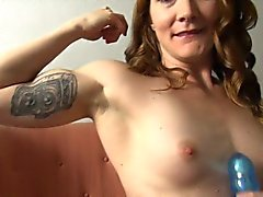FemaleMuscleNetwork Audition By Sexy Charlotte