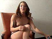 FemaleMuscleNetwork Прослушивание Путем Sexy Charlotte