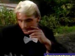 Большая Тит Блондинка Распятый в классическом порнографией