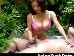 Big Tits Korean Housewife