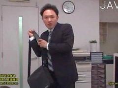 Ofiste Japanese slut head göre