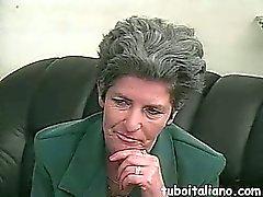 Милф Segretaria Bionda Trombata